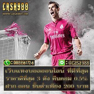 ร่วมสนุกกับ Casa988 ง่ายๆ เพียงคลิก http://www.casa988.com