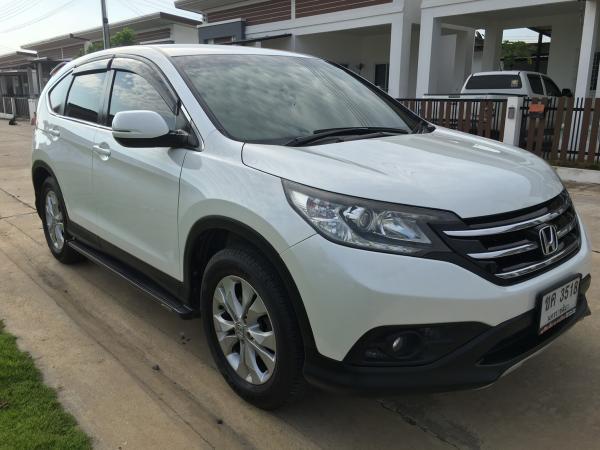 ขายรถยนต์ Honda cr-v ปี 2013