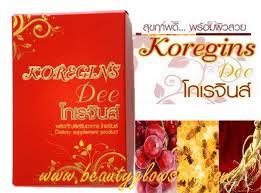 Koregins Dee เพื่อสุขภาพดี พร้อมผิวพรรณสวย เปล่งปลั่ง ขาว เนียน สดใส จากภาย
